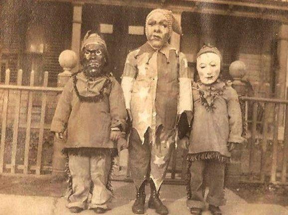 Peculiar Halloween