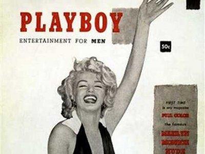 1953 Playboy Marilyn Monroe